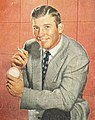 Mickey Mantle, Sports stars smoke camels (cropped).jpg