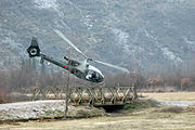 Military of Montenegro training4 gazelle