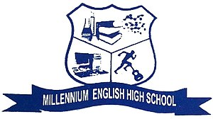 Millennium English High School - Image: Millenniumschoollogo