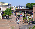 Minami-Machida Station Grandberry Mall entrance 20060504.jpg