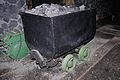 Mine Wagon - Mock-up Coal Mine - Birla Industrial & Technological Museum - Kolkata 2010-06-18 6142.JPG