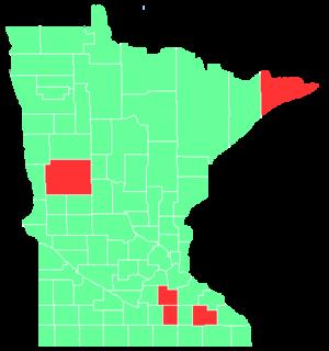 Minnesota gubernatorial election, 1930 - Image: Minnesota Governor 1930