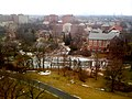 Mirror Lake from Thompson Library.JPG