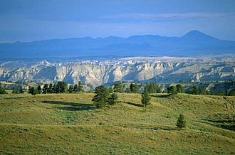 Upper Missouri River Breaks National Monument - The Missouri River carved the Breaks into the Montana landscape