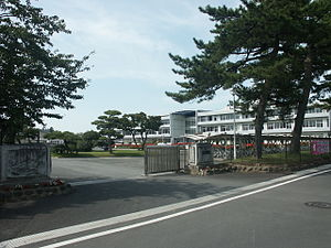 Miyagi Prefecture Kogota Agriculture and Forestry High School 1.JPG
