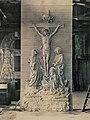 Modello in creta del pannello centrale Altar Maggiore LA.jpg