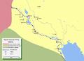 Mohammad adil-Khalid's conquest of Iraq.PNG
