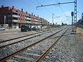Mollerussa - vies de tren.JPG