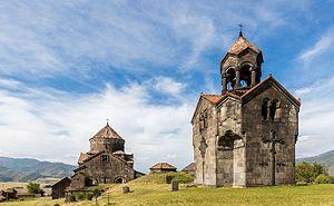 Haghpat Monastery - Image: Monasterio de Haghpat, Armenia, 2016 09 30, DD 18