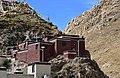 Monastery between Shigatse and Sakya, Tibet (1).jpg