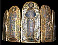 Monomacho's crown - circa 1042 Budapest.JPG
