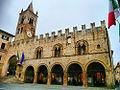 Montecassiano - Palazzo del podestà.jpg