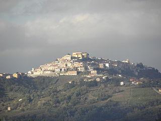 Montefusco,  Campania, Italy