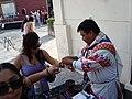 Monterrey Artesano Wirarrica Huichol Barrio Antiguo.JPG