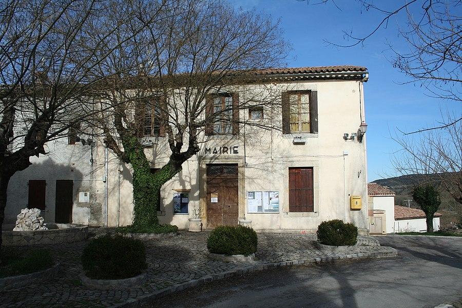 Montoulieu (Hérault) - mairie