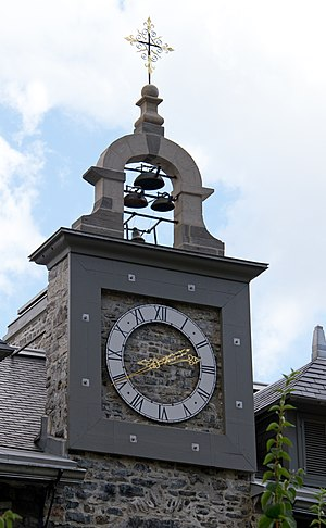 Saint-Sulpice Seminary (Montreal) - The Clock