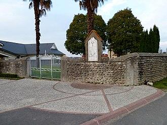 Argelos, Pyrénées-Atlantiques - The War Memorial