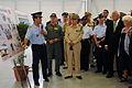 Moroccan military and American Ambassador Kaplan.jpg