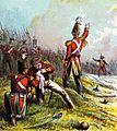 Mort du général John Moore à la bataille de la Corogne, 1809.jpg