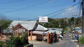 Moruga - Moruga - Village on the south coast of Trinidad, West Indies. Main occupations are agriculture and fishing. The well-known Moruga Scorpion hot pepper, one of the hottest pepper varieties, takes its name from the area.