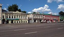 Улица сергия радонежского 17 21