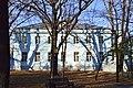 Moscow, Service Outhouse (Saltykovs' Manor (Ekaterininsky Institute), 11-2018 1.jpg