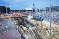 Moscow, underground works near Universitet metro (31439902756).jpg