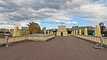 Moscow Gorky Park colonnades viewpoint 08-2016 img2.jpg