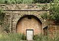 Moseley Green Tunnel (Southern Portal) - geograph.org.uk - 243889.jpg