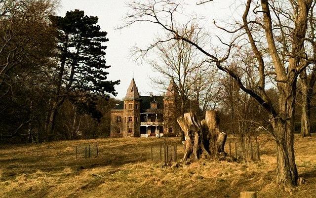 Mostorp slott på slottihalland.n.nu