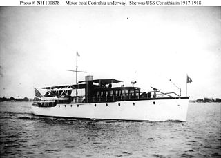 USS <i>Corinthia</i> (SP-938)