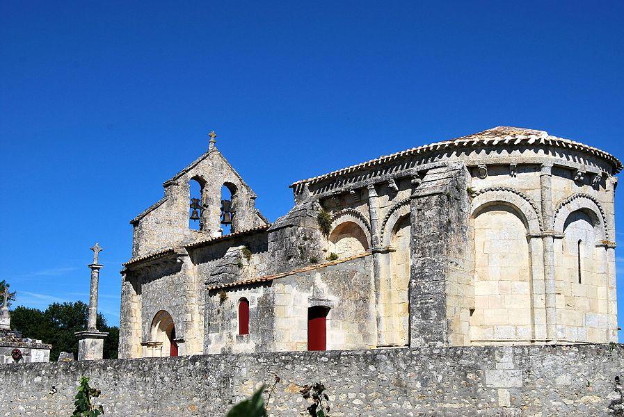 Église Saint-Fort de Mouillac