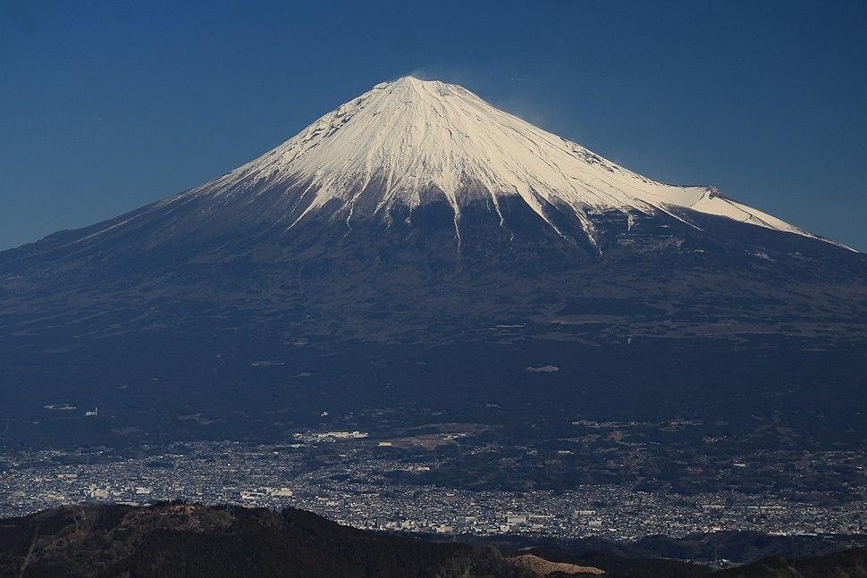 Mount Fuji and Fujinomiya