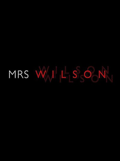 Picture of a movie: Mrs Wilson