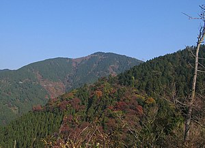 Mt.Dakenodai from Nanohanadai.JPG
