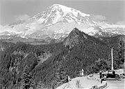 Mt. Rainier, 1932