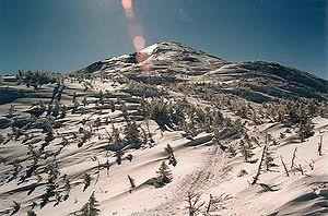 Mount Marcy - Image: Mt Marcy Adirondacks