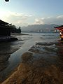 Mudflat in Itsukushima Shrine.jpg