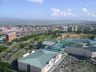 Muntinlupa City in Metro Manila, Philippines