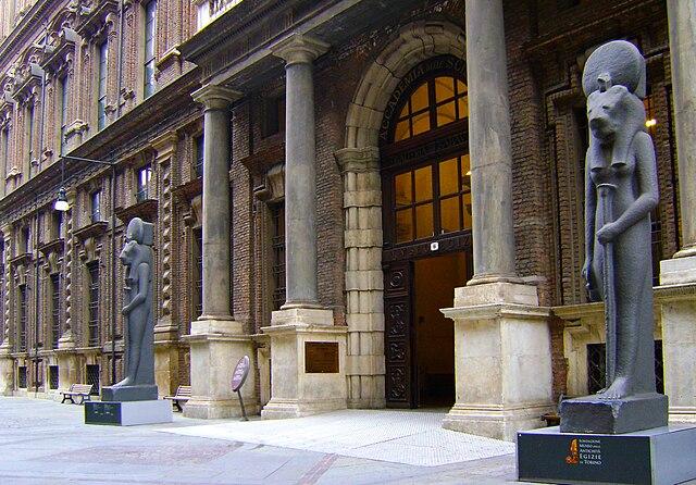 Musée égyptologique de Turin