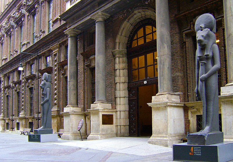 Museo Egipcio de Turín (Turín – Italia)