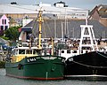 Mussel dredgers in Bangor harbour - geograph.org.uk - 841425.jpg