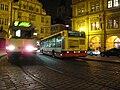 Muzejní linka číslo 5 na Malostranském náměstí (007).JPG