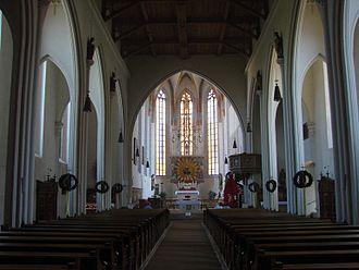 Wenzel Parler - Image: Nördlingen St Salvator