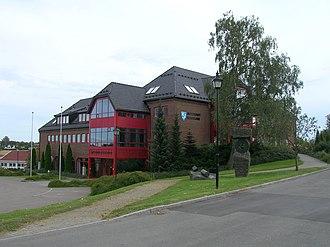 Nøtterøy - Image: Nøtterøy kulturhus