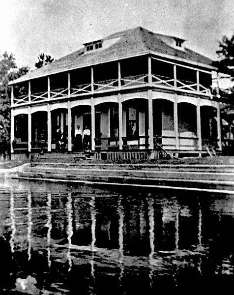Stranahan House, Ft Lauderdale.