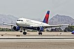 N316NB Delta Air Lines 2000 Airbus A319-114 - cn 1249 - McCarran International Airport, Las Vegas (11079178483) (2).jpg