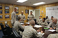NCOs running the show, 2nd Supply Battalion operates without officers 130814-M-DS159-007.jpg