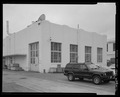 NORTH SIDE, NORTHEAST CORNER - Exploder Building, Dedrick Drive, Keyport, Kitsap County, WA HABS WA-261-2.tif