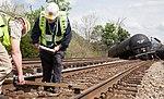 NTSB Rail Safety Investigators on scene in Lynchburg, VA (14131479864).jpg